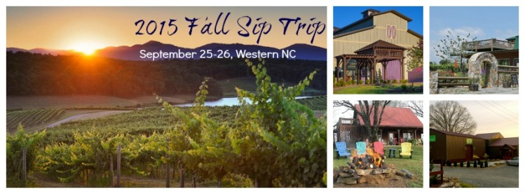 2015 Fall Sip Trip